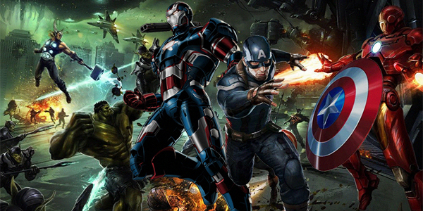 Will avengers 2 get a video game - Coloriage avengers 2 ...
