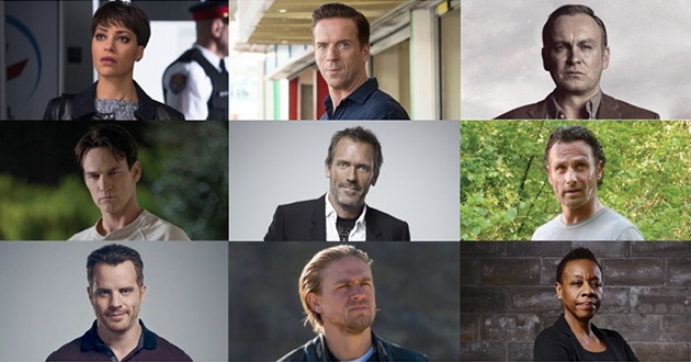 Slipping Into Something Comfortable 15 British Actors