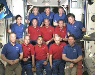 Space Sights and Smells Surprise Rookie Astronauts