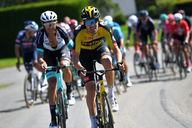 Tom Dumoulin at the 2021 Benelux Tour