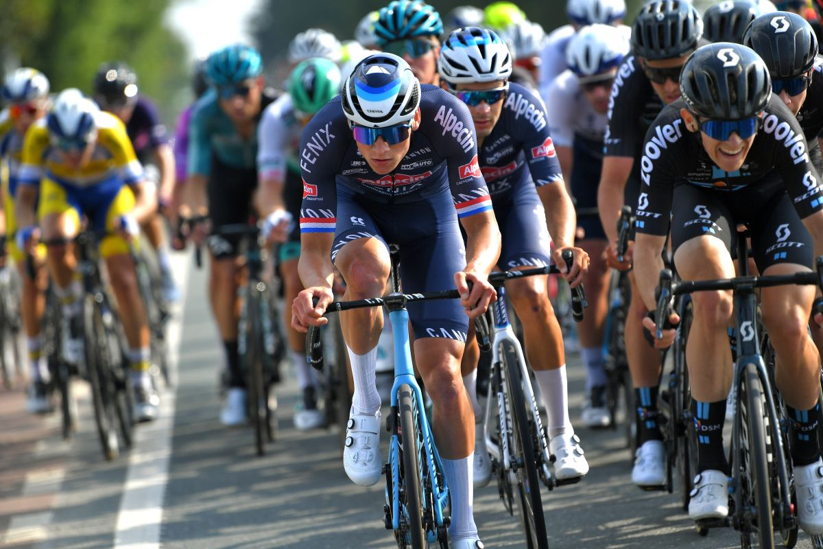 Mathieu van der Poel will ride World Championships road race