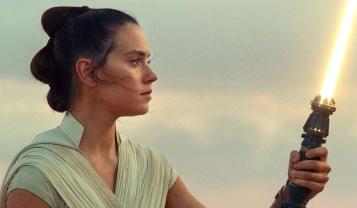 Rey Star Wars: The Rise Of Skywalker