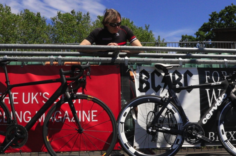 Bikes + Hutch