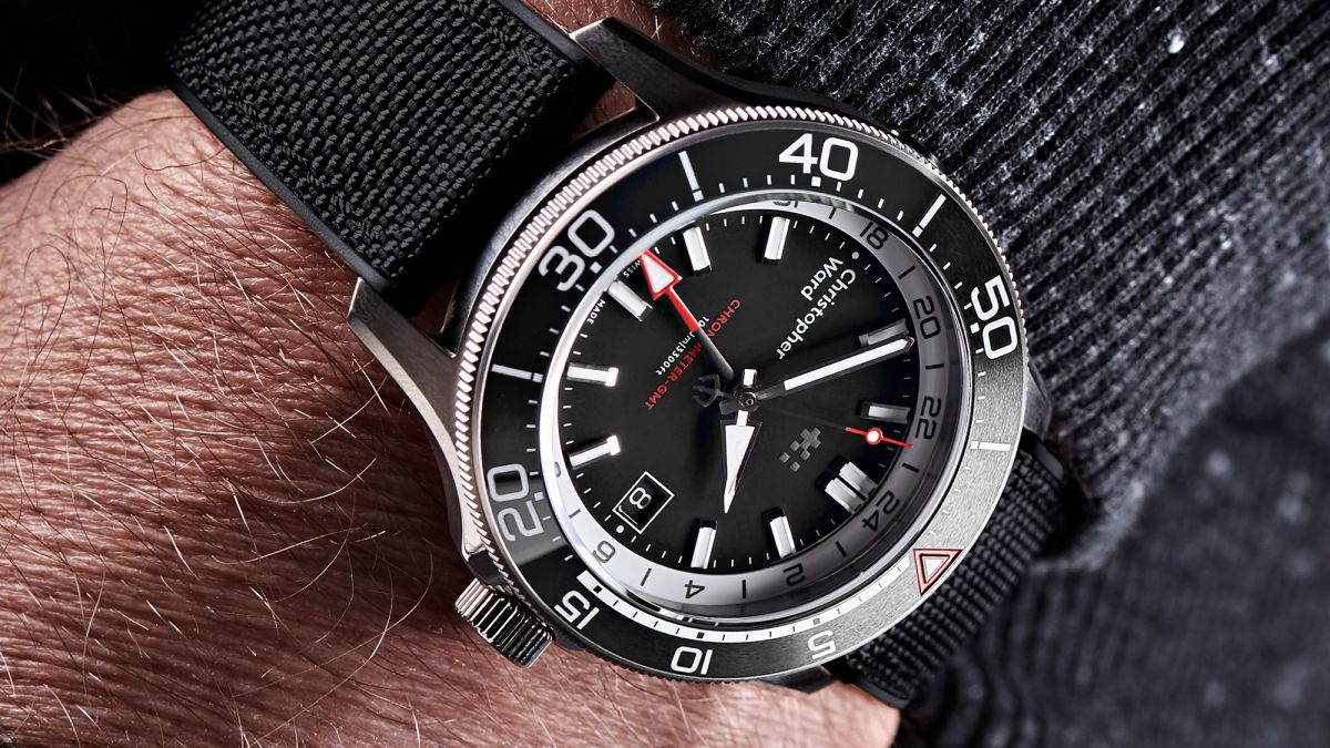 New Christopher Ward C60 Elite GMT 1000 is the watch that can do EVERYTHING