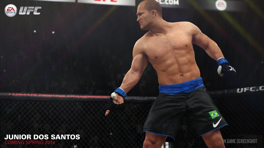 EA Sports UFC Screenshots Keep The Hype Going For PS4, Xbox One #31524