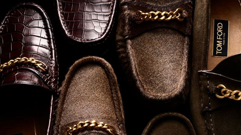 Tom Ford York Driving Shoes
