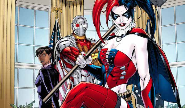 7. What Will Suicide Squad Be About?
