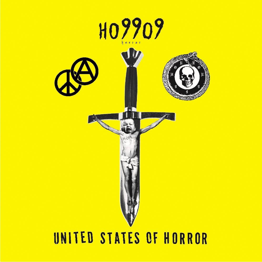 Ho9909 band logo