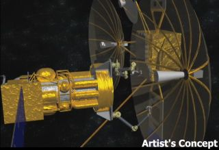 DARPA Phoenix Satellite