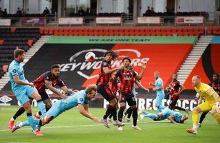 AFC Bournemouth v Tottenham Hotspur – Premier League – Vitality Stadium