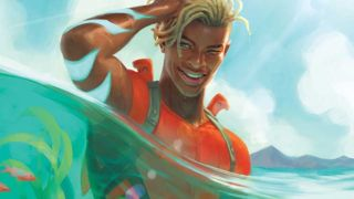 cover of Aquaman: The Becoming #1