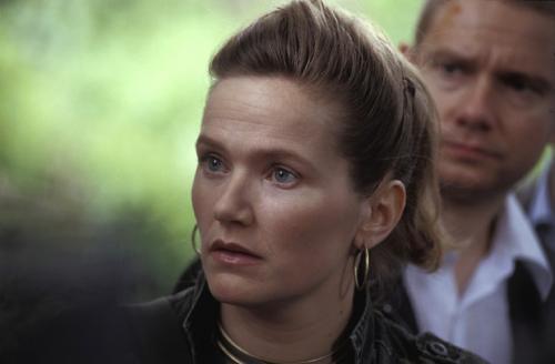Jessica Stevenson, Martin Freeman