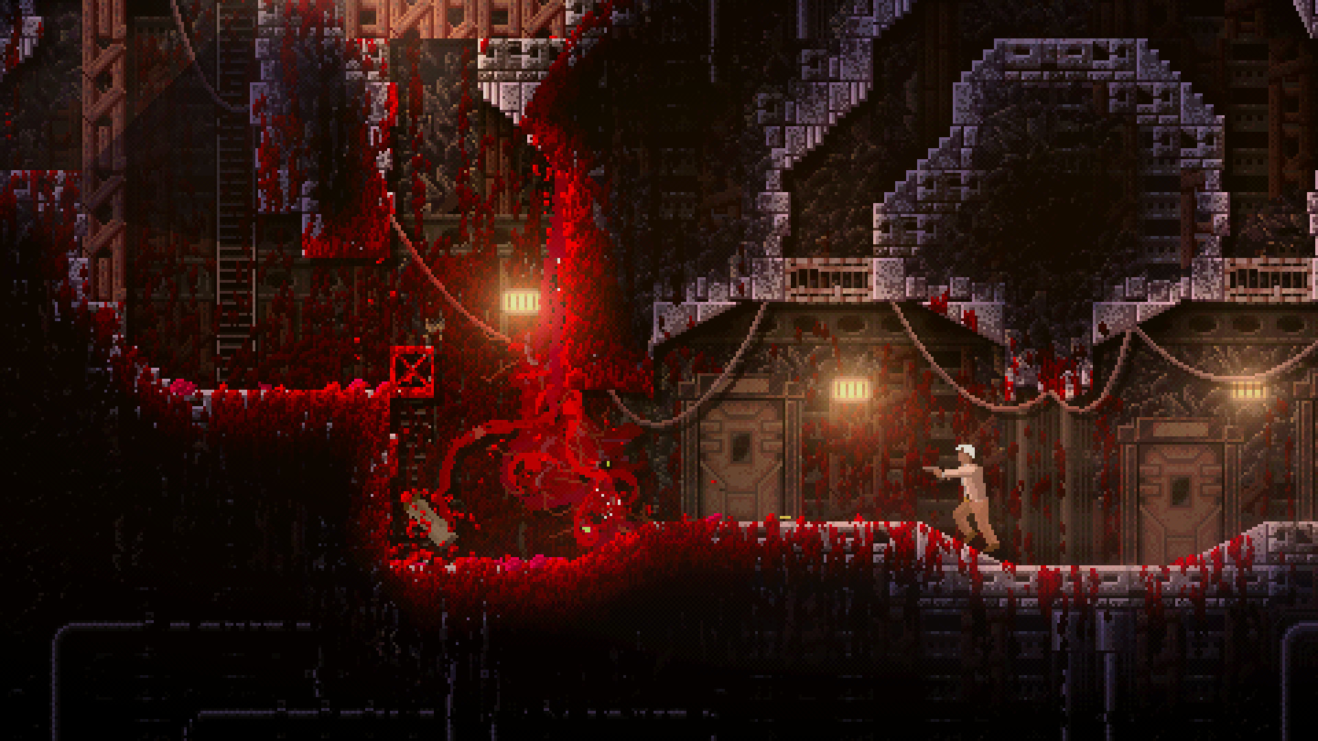 Carrion The Promising Reverse Horror Game Gets Free Demo On