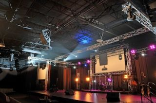 D.A.S. Audio Deployed at Metro South Church