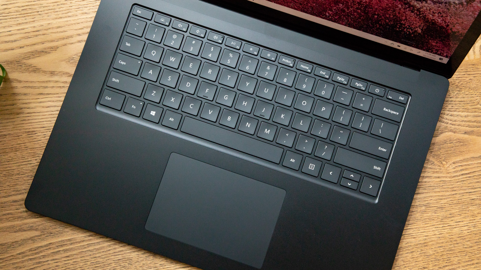 We rather enjoy the keyboard and trackpad as they are on the Surface Laptop 3.