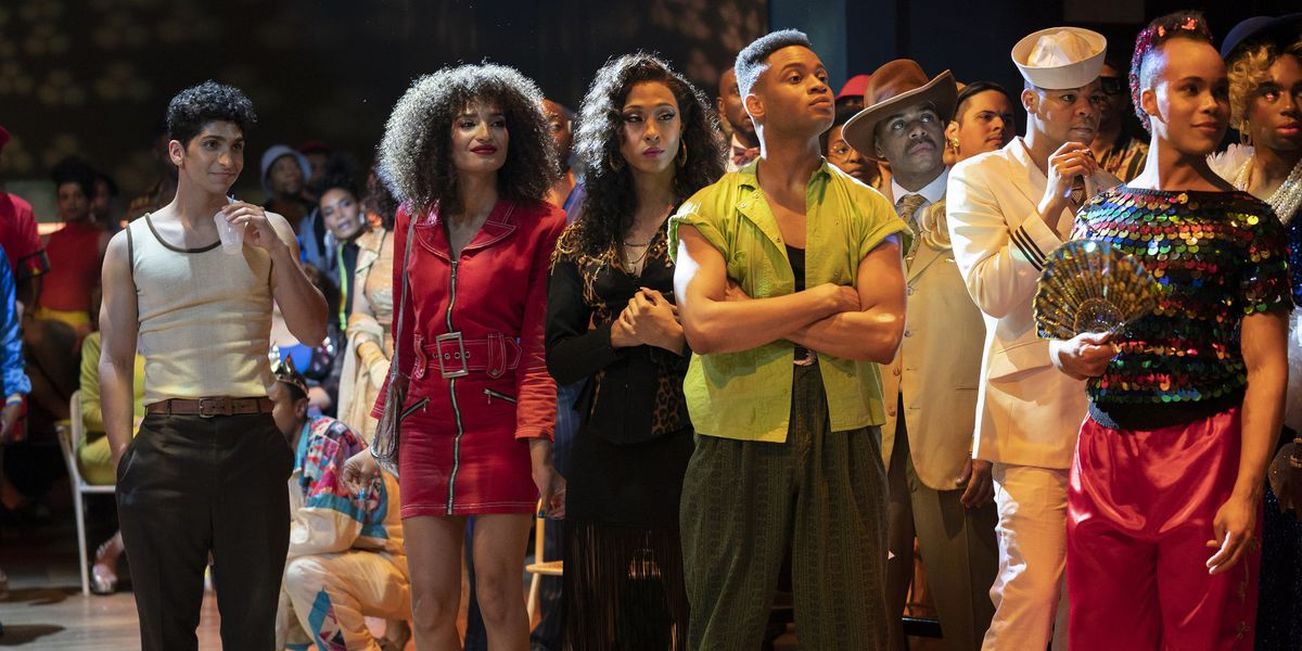 Some of the main cast of Pose on FX.