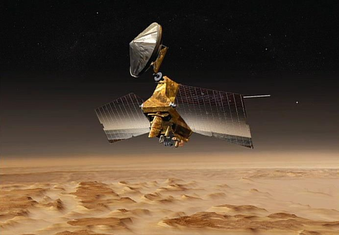 Mars Reconnaissance Orbiter: 15 key milestones to celebrate 15 years in space - Space.com