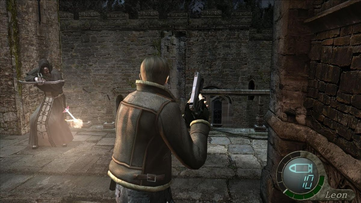 Resident Evil 4 HD project mod now available to download