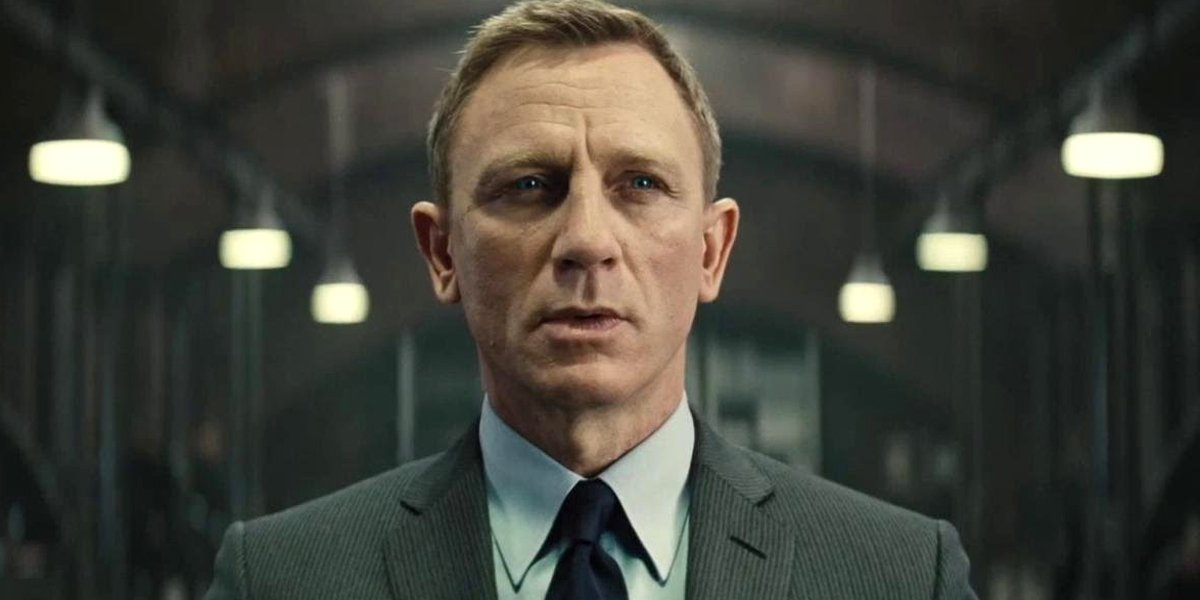 Bond 25's First No Time To Die Poster Is Here To Underwhelm You
