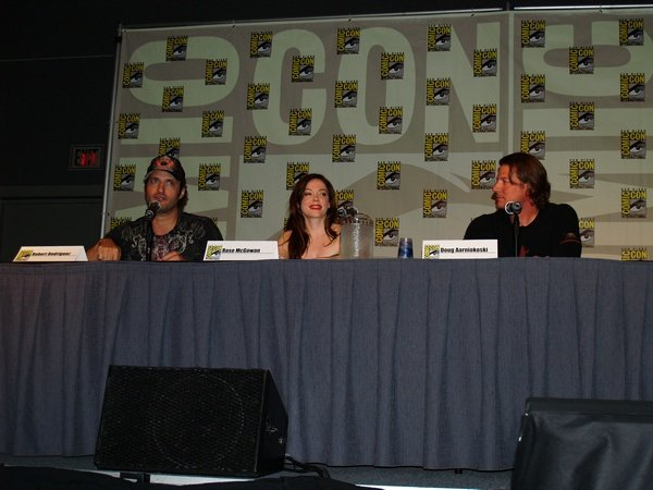 Comic Con: Red Sonja Panel In Detail #155