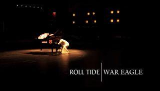Roll tide/War Eagle