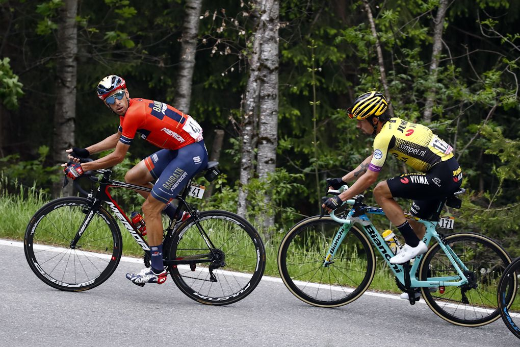 Carapaz rips up the Roglic and Nibali Giro d'Italia script