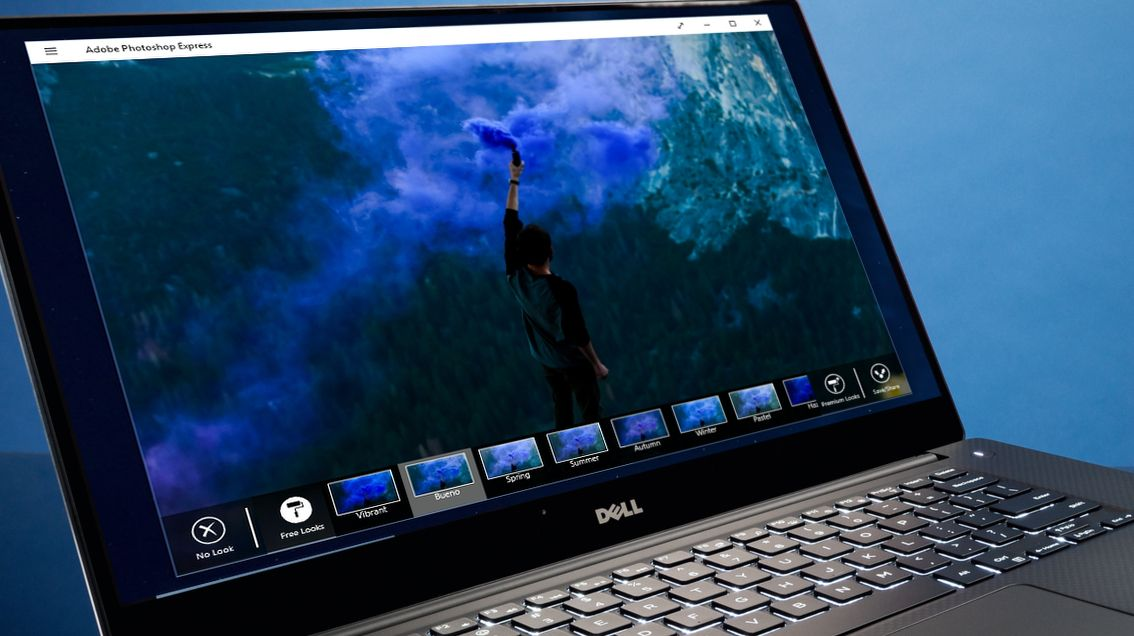 Make your photos look amazing for free with Adobe Photoshop Express