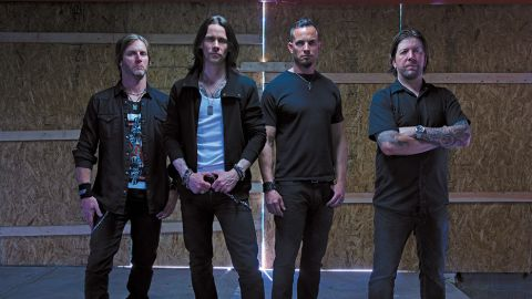 Alter Bridge band photograph