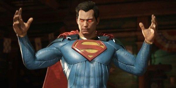 Superman, shrugging at rumors.