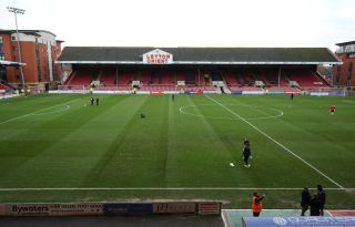 Leyton Orient v Scunthorpe United – Sky Bet League Two – Breyer Group Stadium