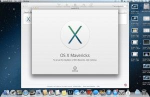 Install Os X 10.9