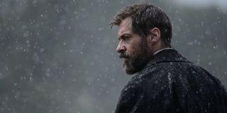 Logan in the snow
