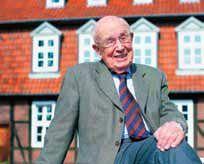 Prof. Dr. Fritz Sennheiser Dies