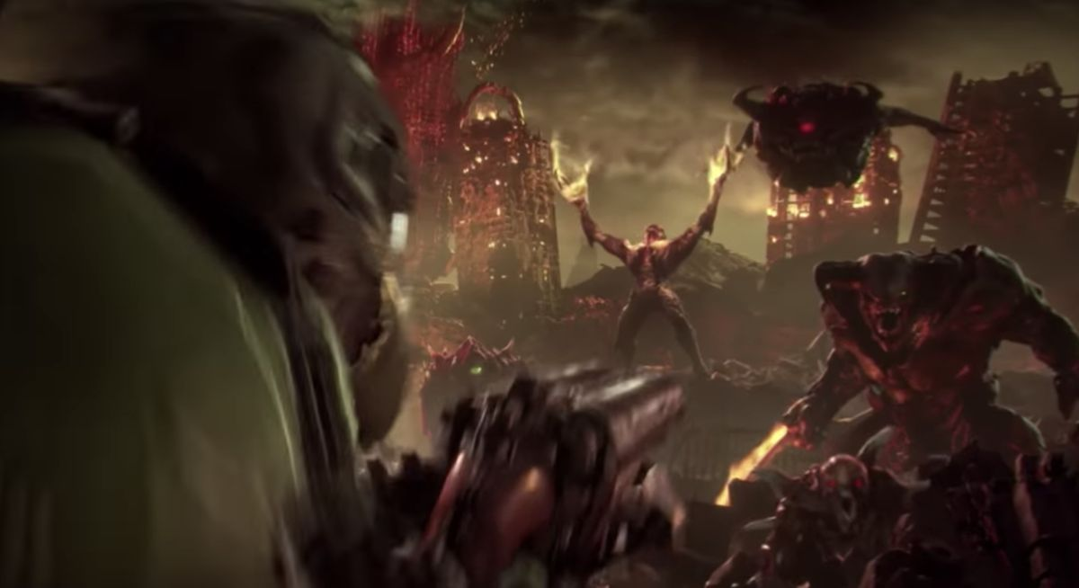 Doom Eternal PC system requirements and unlock times revealed
