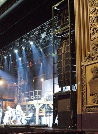 L-Acoustics Gets RENT Taken Care Of On Tour