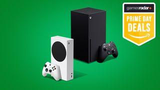 Xbox Series X prime day deals