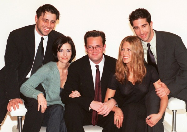Cast members of the television sitcom
