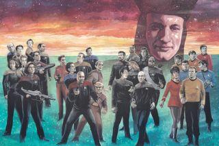 Star Trek Crossover