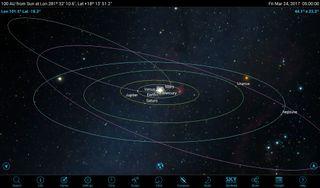 Comet C/2015 ER61 panstarrs