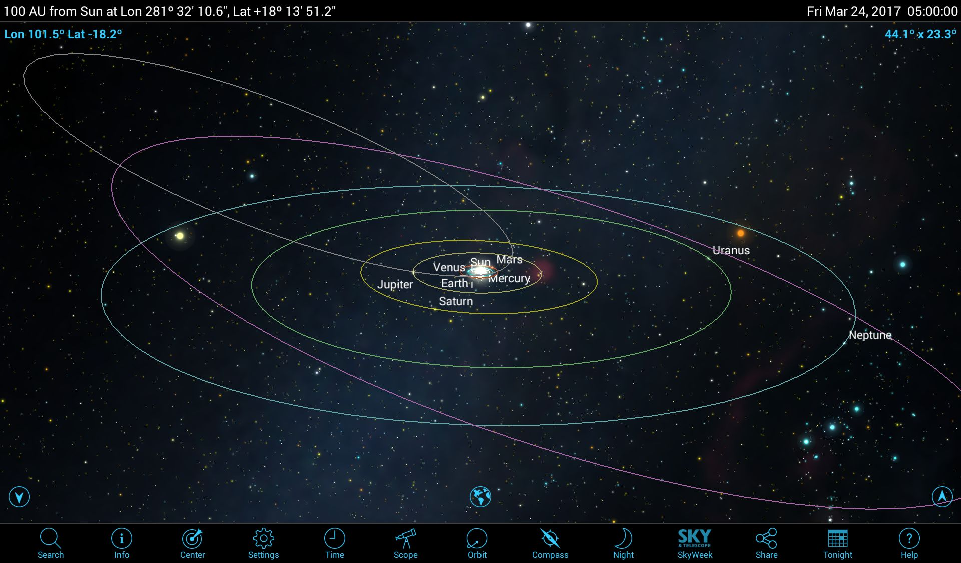 Star Map Apps For Android.Riding Along With Comets Using Mobile Astronomy Apps Space
