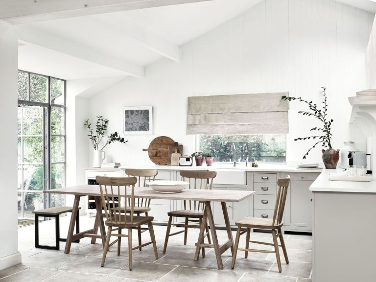 Scandinavian design kitchen