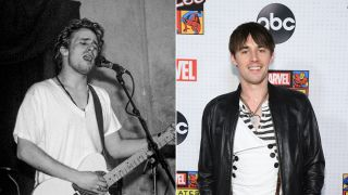 Jeff Buckley and Reeve Carney