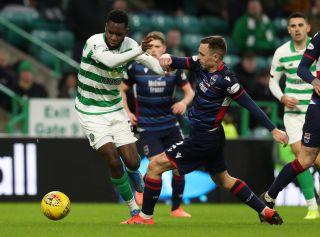 Celtic v Ross County – Ladbrokes Scottish Premiership – Celtic Park