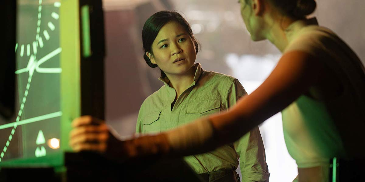 Kelly Marie Tran Responds To Backlash Over Rose's Small Rise Of Skywalker Role