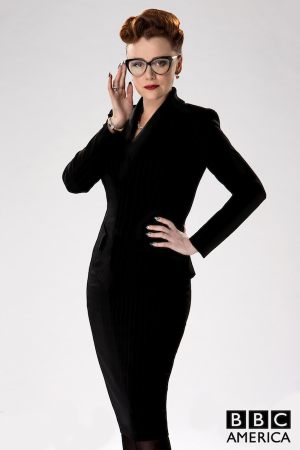 Keeley Hawes as Ms. Delphox