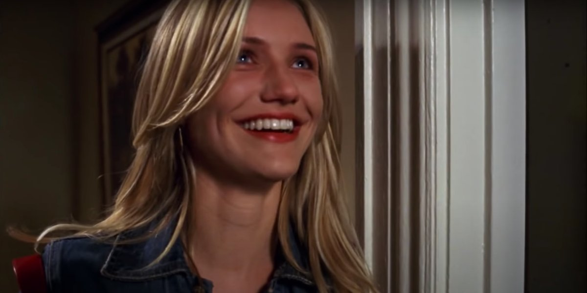 Cameron Diaz in The Sweetest Thing