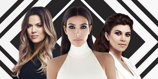 Khloe Kardashian, Kim Kardashian West, Kourtney Kardashian - Keeping Up with the Kardashians