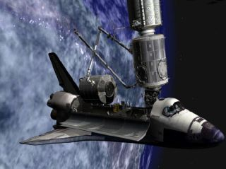 Astronauts to Install Station's New European Lab