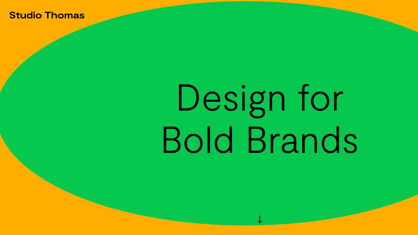 17 Standout Design Portfolios To Inspire You Creative Bloq