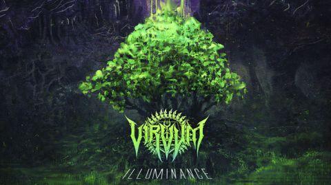 Cover art for Virvum - Illuminance album